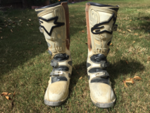 Alpinestar boots for Dirt bike in San Diego, California