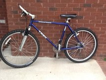 Bicycle in Warner Robins, Georgia
