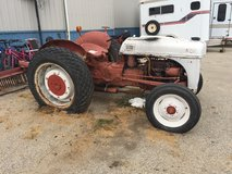 1945 Ford tractor *** plus extras in Morris, Illinois