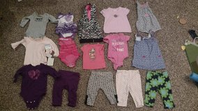 6-9 month girl clothes in Alamogordo, New Mexico