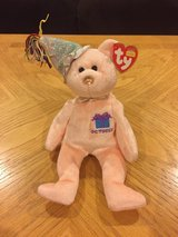 Reduced: Ty October Beanie Bear in Joliet, Illinois