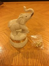 Lenox Treasures Good Luck Elephant Box with Charm in Chicago, Illinois