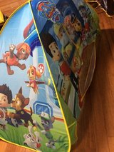 Paw Patrol Kid's Bed Tent in Okinawa, Japan