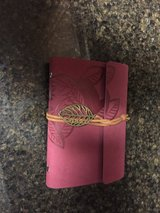 New leather journal in Houston, Texas