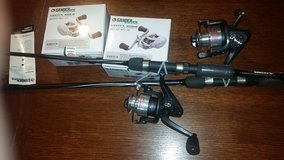 Fishing !! Brand New Christmas Reels --> Look in Batavia, Illinois