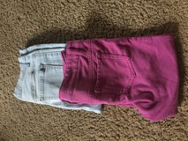 1 purple jeggings and 1 pair of skinny jeans in Travis AFB, California
