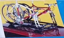 Roof Rack 2 Bike Carrier-New in Glendale Heights, Illinois