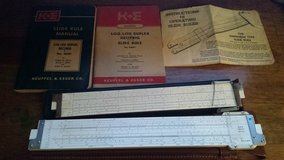 REDUCED Slide Rules Lot in 29 Palms, California