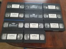 Pokemon VHS movies in Fort Riley, Kansas