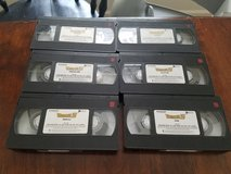 DragonBall Z VHS movies in Fort Riley, Kansas