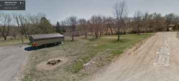 2 acre country home in the chapman area in Fort Riley, Kansas