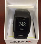 TomTom Runner Cardio GPS and Heartrate Monitor in Oceanside, California