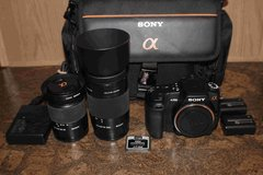 Sony A300 Camera Kit with 10 MB DSLR W/ 2GB Compact Flash Card in Macon, Georgia