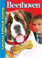DVD Beethoven and Beethoven's 2nd family double feature combo. in Oceanside, California