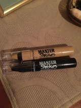 Master Strokes eyeshadow/liner crayons in Perry, Georgia