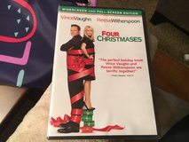 Four Christmases DVD in Naperville, Illinois