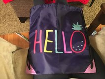 Nylon 'Hello' Backpack in Plainfield, Illinois