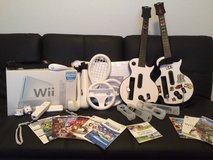 Nintendo Wii Console, Wii Fit and Games in Fort Carson, Colorado