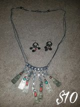 Necklace & earring in Hinesville, Georgia
