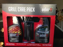 New Weber Grill Care Kit in Belleville, Illinois