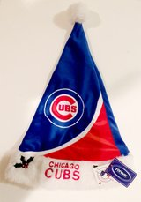 Chicago Cubs Santa Hat NEW in Yorkville, Illinois