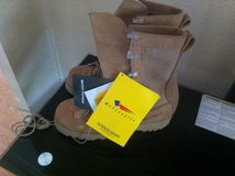 Military boots in Temecula, California
