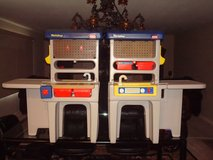 LITTLE TIKES RETIRE TOOLBENCH WITH TOOLS in Tinley Park, Illinois