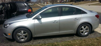 2013 Chevy Cruze 1.4L Turbo in Aurora, Illinois