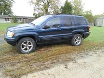 2002 Jeep Grand Cherokee Limited in Morris, Illinois