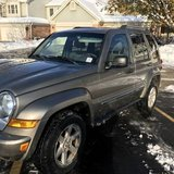 2005 Jeep Liberty Limited in Great Lakes, Illinois