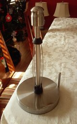 Stainless Steel Rotating Paper Towel Holder in Conroe, Texas
