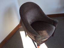 Brown Fabric Chair in Glendale Heights, Illinois