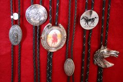 Cool Bolo Ties For Your Cowboy!!! in 29 Palms, California
