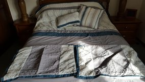 Like new Comforter in Fort Leonard Wood, Missouri