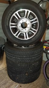 Reduced / *NEW* F250 Wheels/Tires *set of 4 in Conroe, Texas