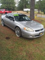 2006 Chevy MonteCarlo without rims in Fort Polk, Louisiana