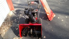 Toro 724 Gas - Electric Start 2 stage Snow Blower - ditch that snow shovel in DeKalb, Illinois