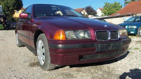 BMW 318i Touring Station wagon with new inspection and FREE DELIVERY in Ansbach, Germany