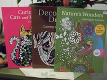 Adult Coloring Books- Dogs, Cats, Birds in 29 Palms, California