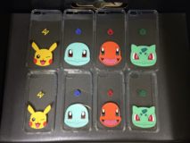 Pokémon cases for iPhone6S,6S+ ,7 ,7+ in Okinawa, Japan
