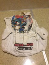 White Mickey Mouse backpack in Quantico, Virginia