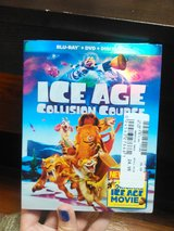 Movie Ice Age collision course in Okinawa, Japan
