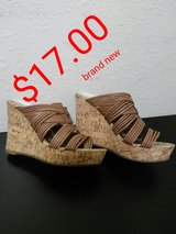 Sandals Brand new in Fort Lewis, Washington