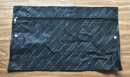 Large SAMSONITE Black Zipper Pouch in Okinawa, Japan
