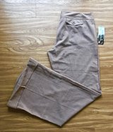 NEW MY MICHELLE Brown Pants. Size 11. in Okinawa, Japan