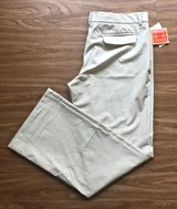 NEW ISAAC MIZRAHI Bootcut Off White/ Neutral Pants. Size 14. in Okinawa, Japan