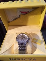 Watch: Men's Invicta Model 3805 Like new in box in Westmont, Illinois