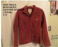 Suede Jacket -Size Small in Great Lakes, Illinois