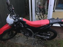 US Spec 2014 CRF 250L Road Registered in Lakenheath, UK