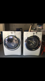 Electrolux Washer and Dryer in Conroe, Texas